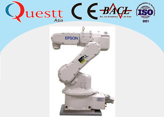 High Performance Robotic Automation System EPSON 6 Axis For Cutting / Transporting